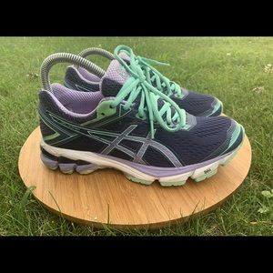 ASICS GT-1000 RUNNING SHOES MULIT COLOR